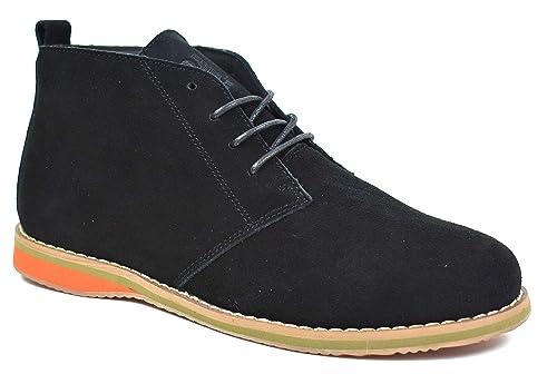 Generic - Botines Desert de Ante Hombre: Amazon.es: Zapatos y complementos