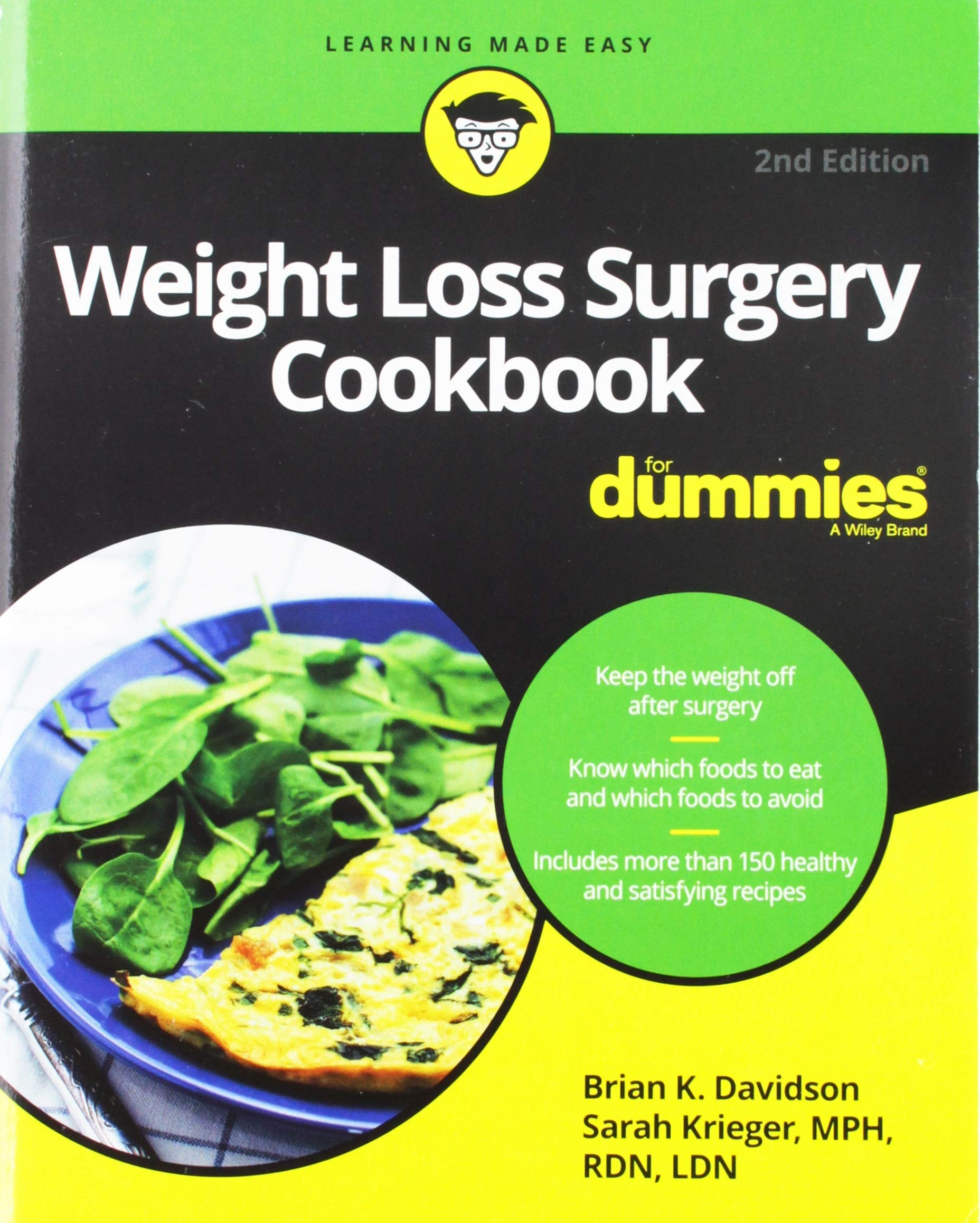 Weight Loss Surgery Cookbook For Dummies 2nd Edition For Dummies
