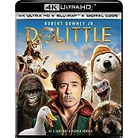 Dolittle 4K UHD + Blu-ray