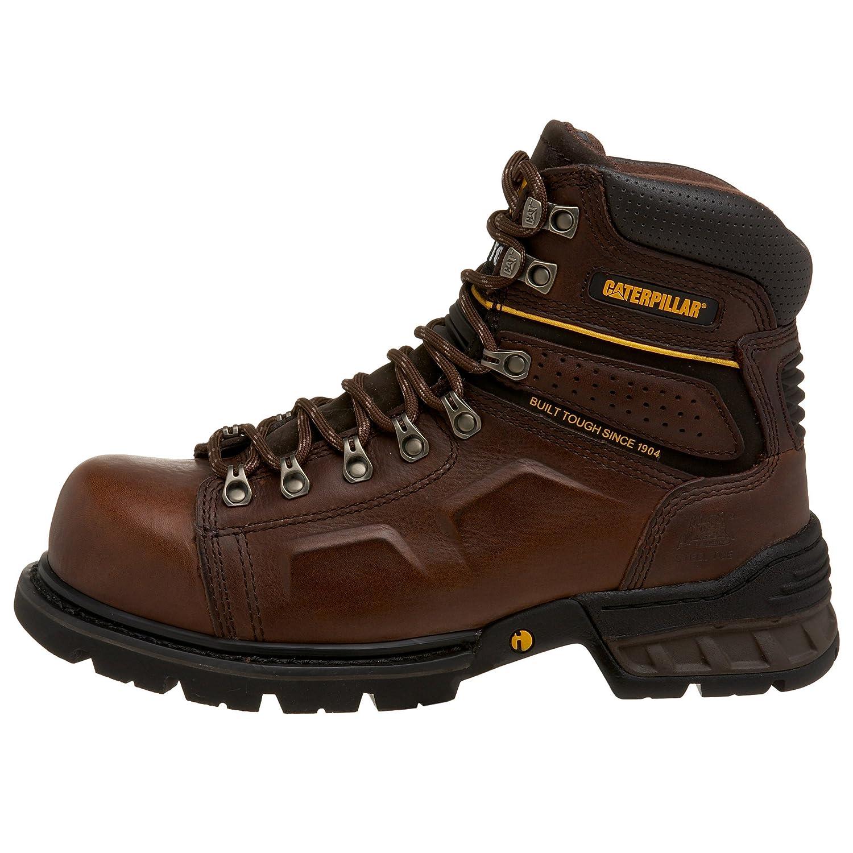 Men's Caterpillar Endure Steel Toe, Size: 9 W, Oak