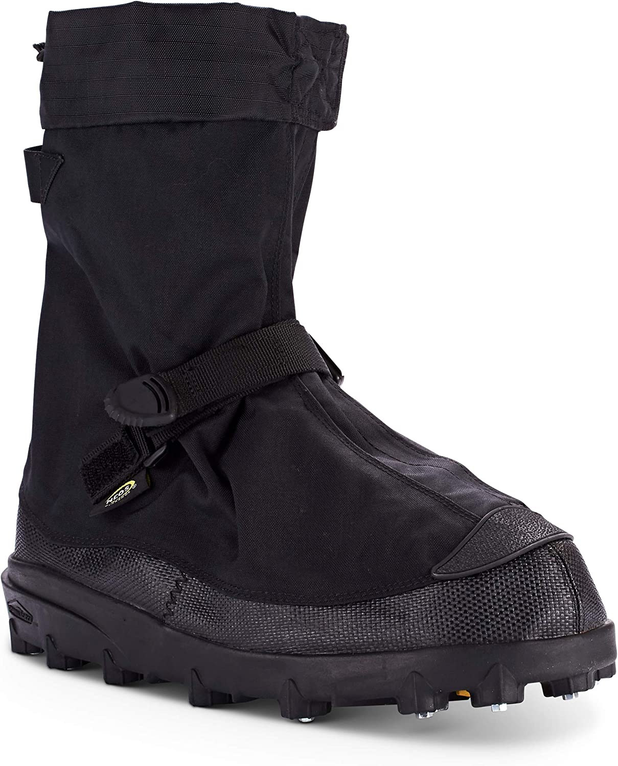 STABILicers Neos High Waterproof Overshoe with Integrated Traction Cleats: Shoes