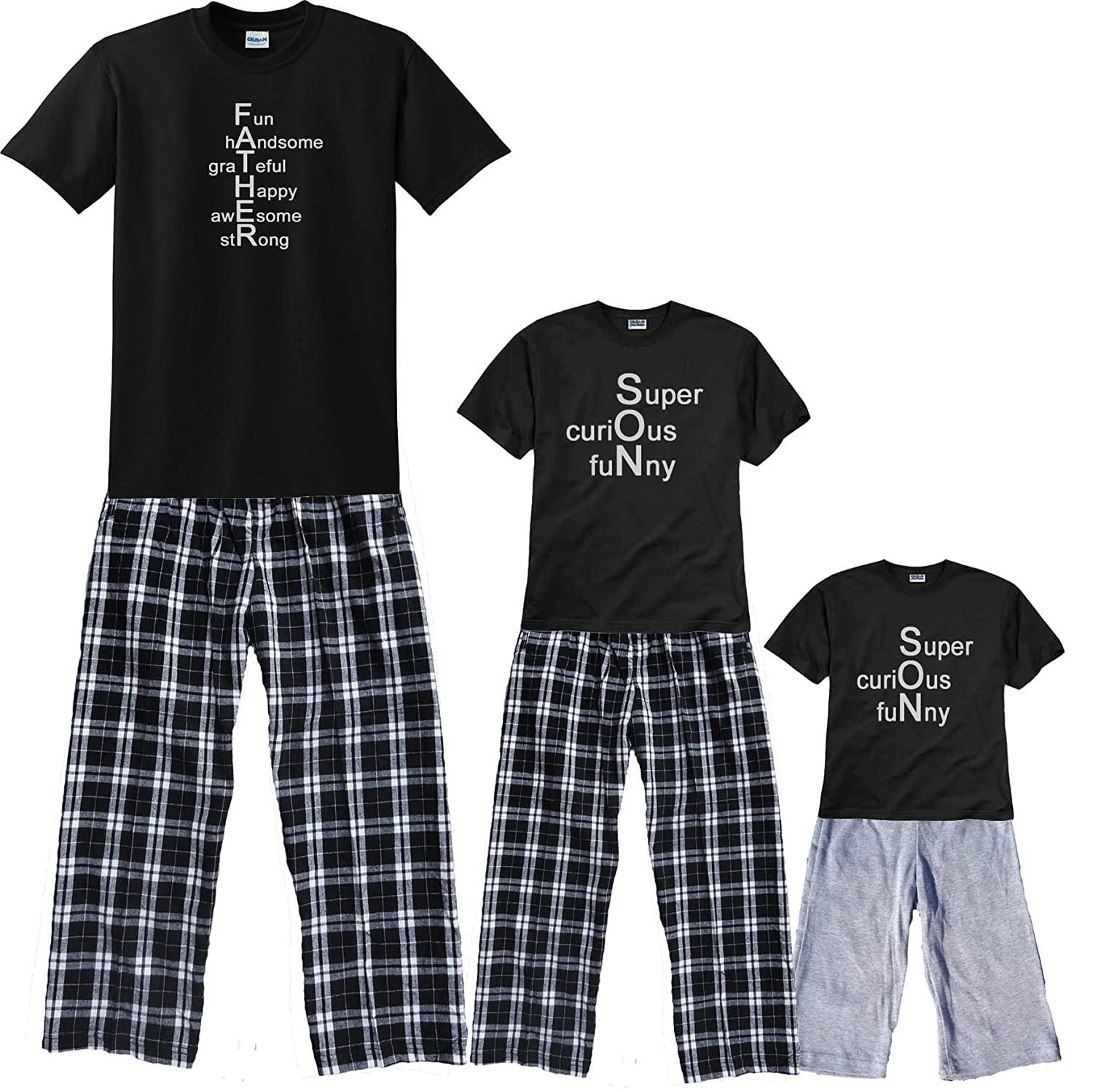 062fc50f Dad And Toddler Matching Flannel Shirts