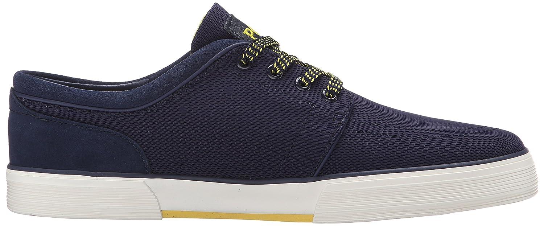 Polo Ralph Lauren Mens Faxon Low Mesh Fashion Sneaker