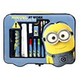 Undercover MNOH4290 - Malkoffer Minions, 43-teilig