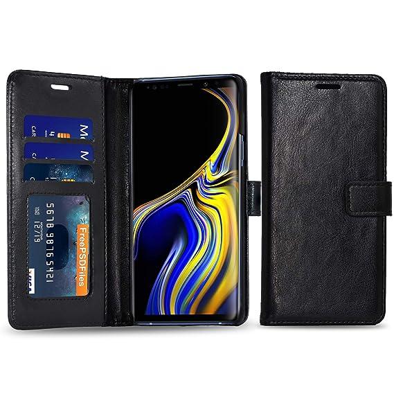 online retailer a5139 59160 Amazon.com: Cubevit Galaxy Note 9 Case, Premium PU Leather Wallet ...