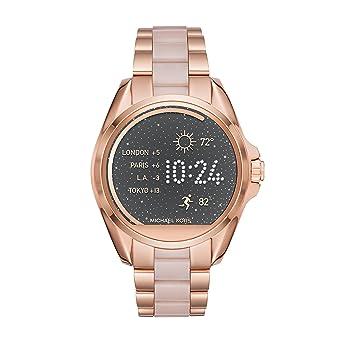 Michael Kors Damen-Smartwatch MKT5013  Amazon.de  Uhren b9203fc716
