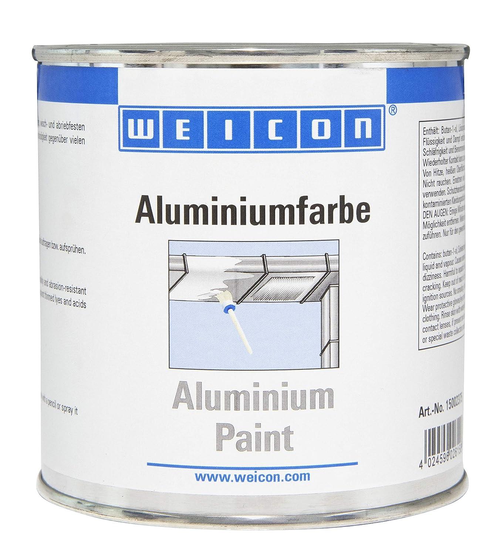 Berühmt WEICON 15002375 Aluminiumfarbe   375ml Dose   Aluminium PG59