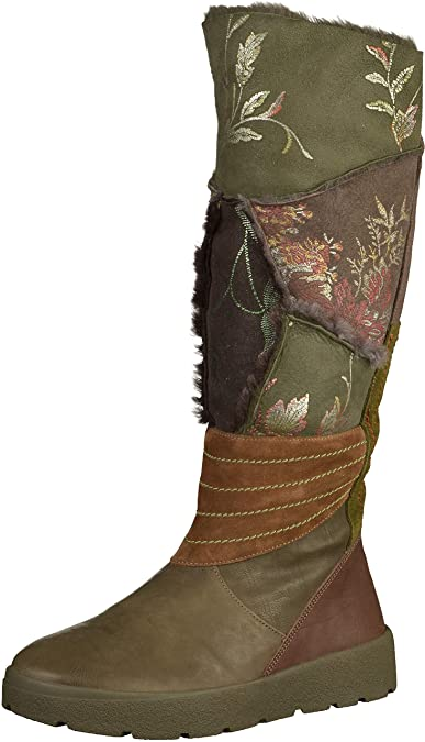 19e1a9bd8af56b Think! 3-83097 Damen Stiefel  Amazon.de  Schuhe   Handtaschen