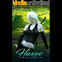 Havoc: A Reverse Harem Epic Fantasy (Rise Of The Iliri Book 9)