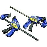 Quick-Grip Irwin 5462QC Mini serre-joint à barres