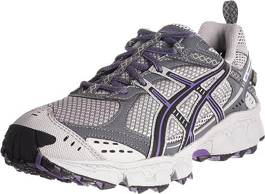 colorante Moviente Clan  ASICS Lady Gel-Lahar 2 Gore-TEX Waterproof Trail Running Shoes - 11 Grey:  Amazon.ca: Shoes & Handbags