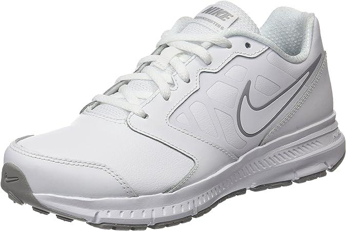 Nike 832883-100, Zapatillas de Running para Niños, Blanco (White/White/Wolf Grey), 32 EU: Amazon.es: Zapatos y complementos
