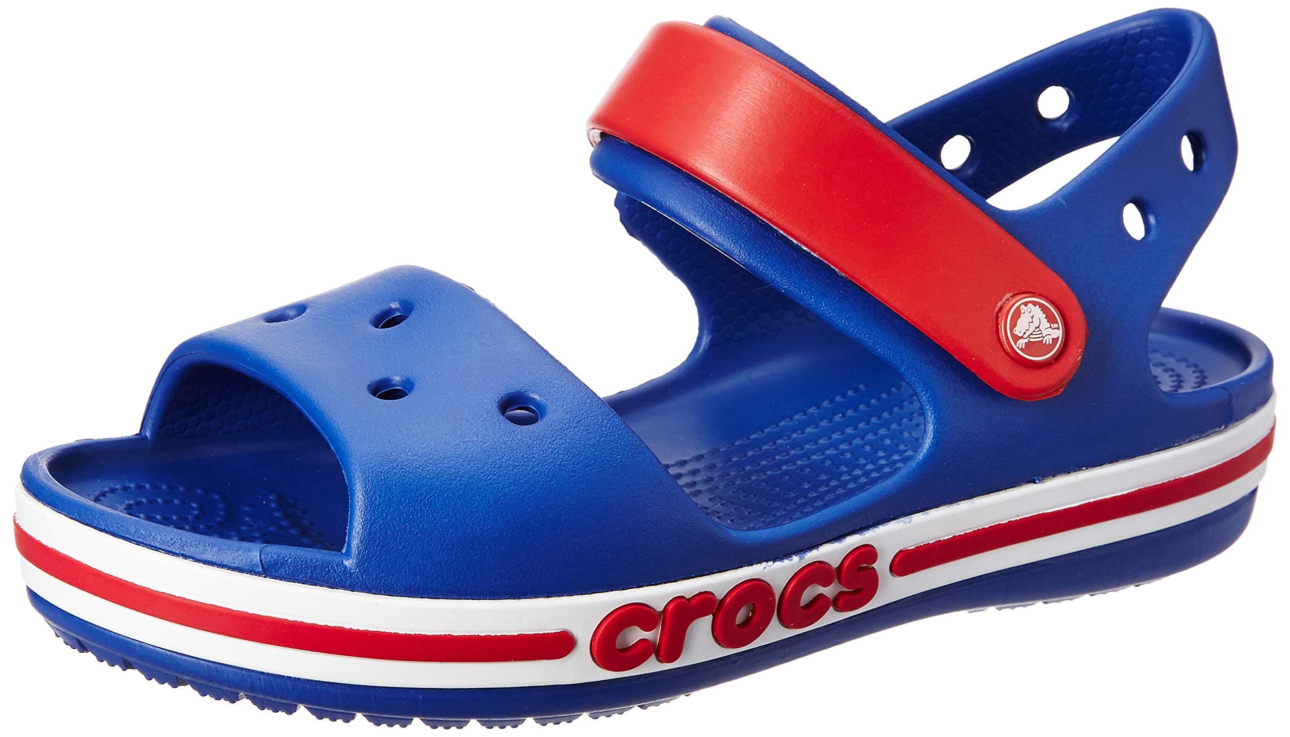 Crocs Unisex Kids Bayaband Clog K Leisure Flip Flops Sportwear for Children