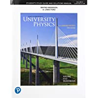 Student Study Guide and Solutions Manual for University Physics with Modern Physics Volume 3 (CHS 37-44)