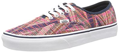 Authentic Women US 10 Multi Color Skate Shoe