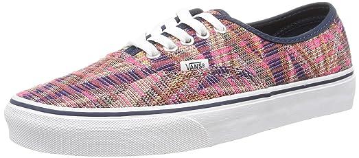 Authentic Women US 8 Multi Color Skate Shoe