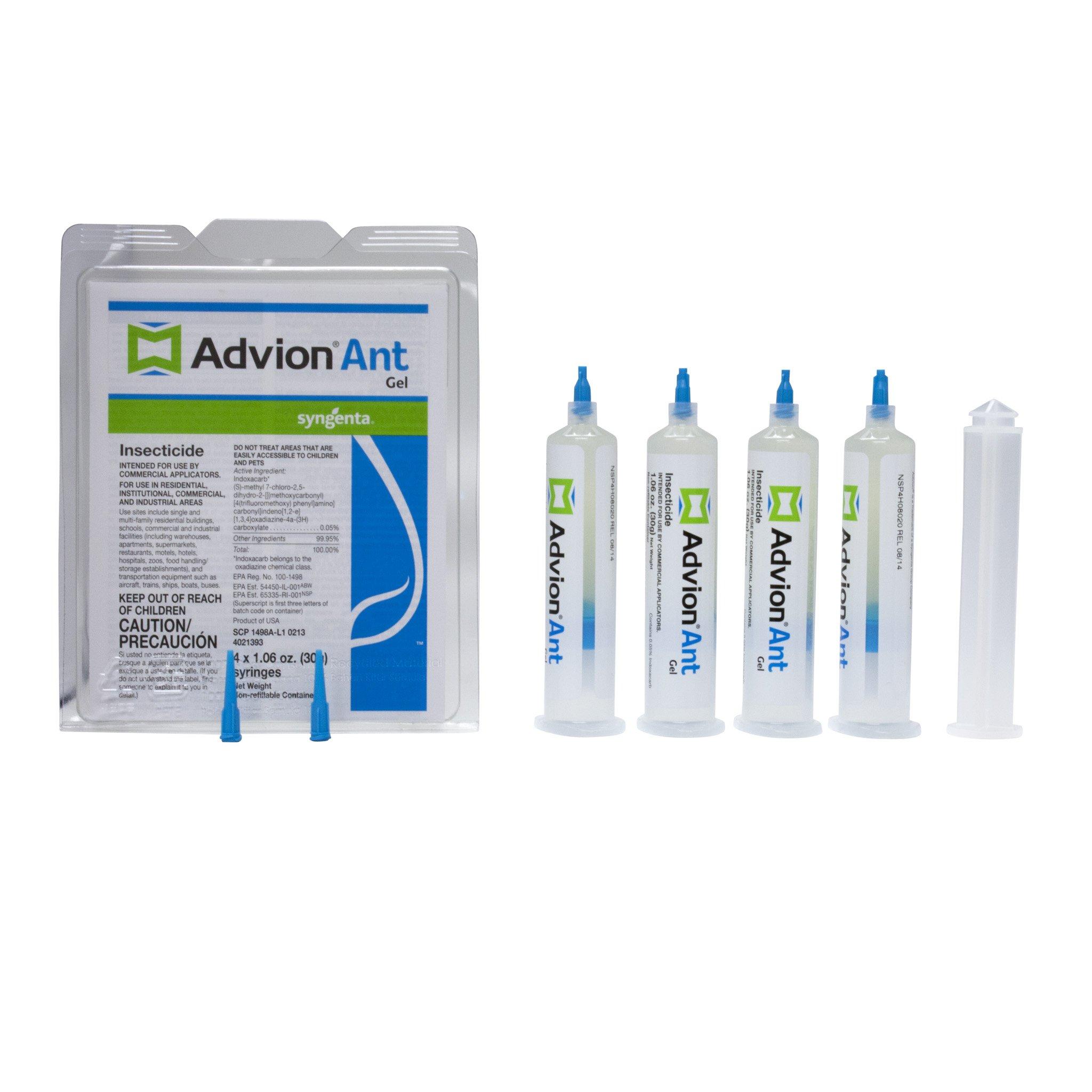 Advion Ant Bait Gel (5 boxes of 4 tubes)