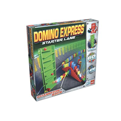 Goliath Domino Express Starter Lane -: Toys & Games