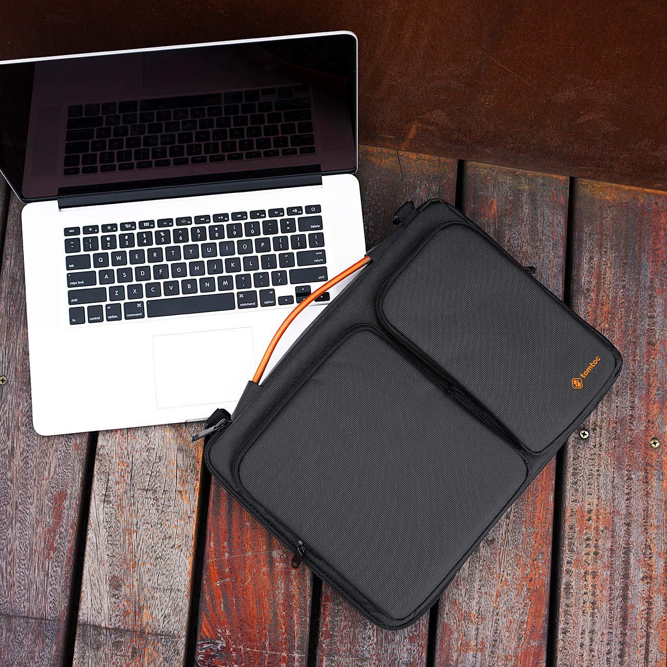13 Po Nouveau MacBook Pro A1989//A1706//A1708 tomtoc Sacoche Housse Ordinateur Portable pour 2018 New MacBook Air  12.3 Po Surface Pro Dell XPS 13 A1932