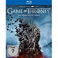 Game of Thrones: Die komplette Serie (Staffel 1-8 im Digipack)