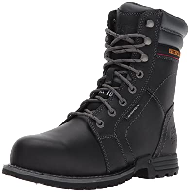 Amazoncom Caterpillar Womens Echo Waterproof Stblack Industrial