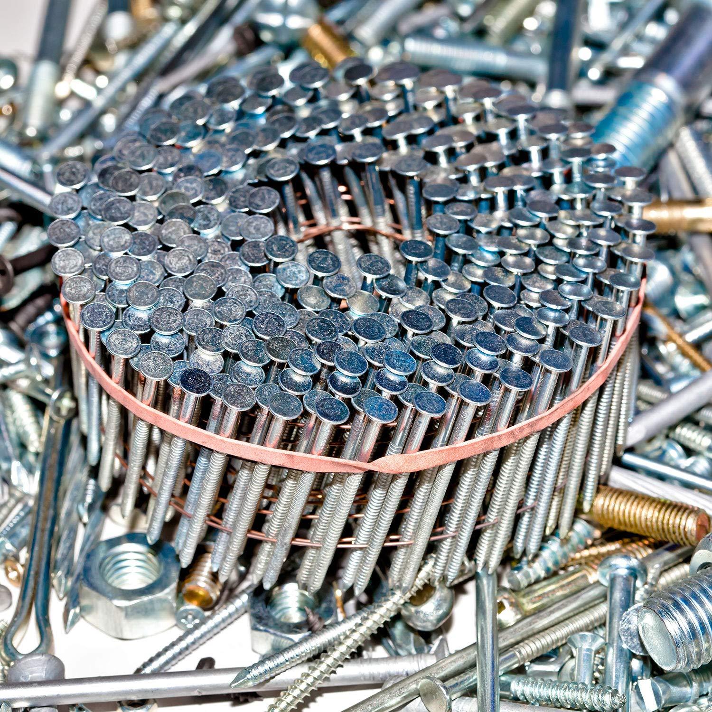 Chengu 150 Pieces 304 Stainless Steel Split-Pin Cotter Pin Clip Key Fastner Fitting Assortment Kit