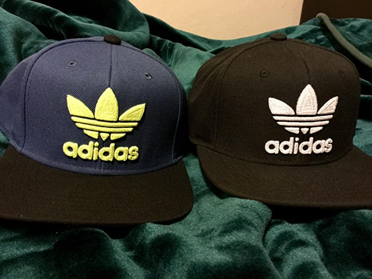 adidas Men's Originals Mens Men's originals snapback flatbrim cap Can't go wrong with Adidas!