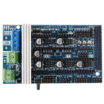 Panel de control de expansión de placa de controlador de ...