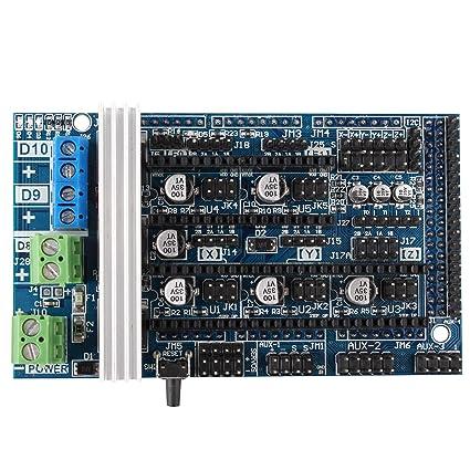Panel de control de expansión de placa de controlador de Rampas de ...