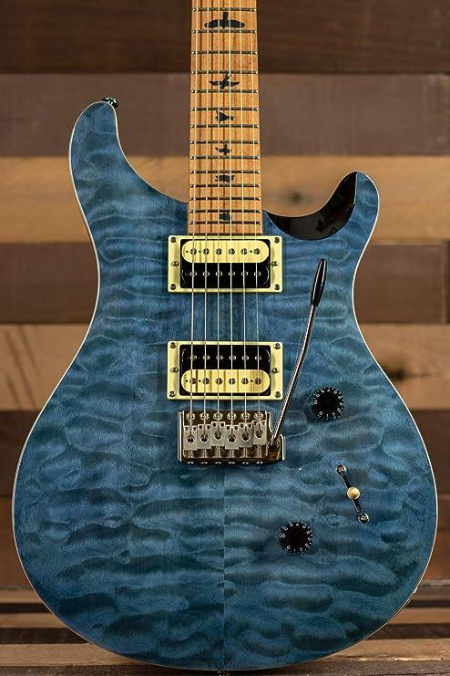 PRS SE Custom 24 - Cuello de arce oxidado para guitarra, color ...