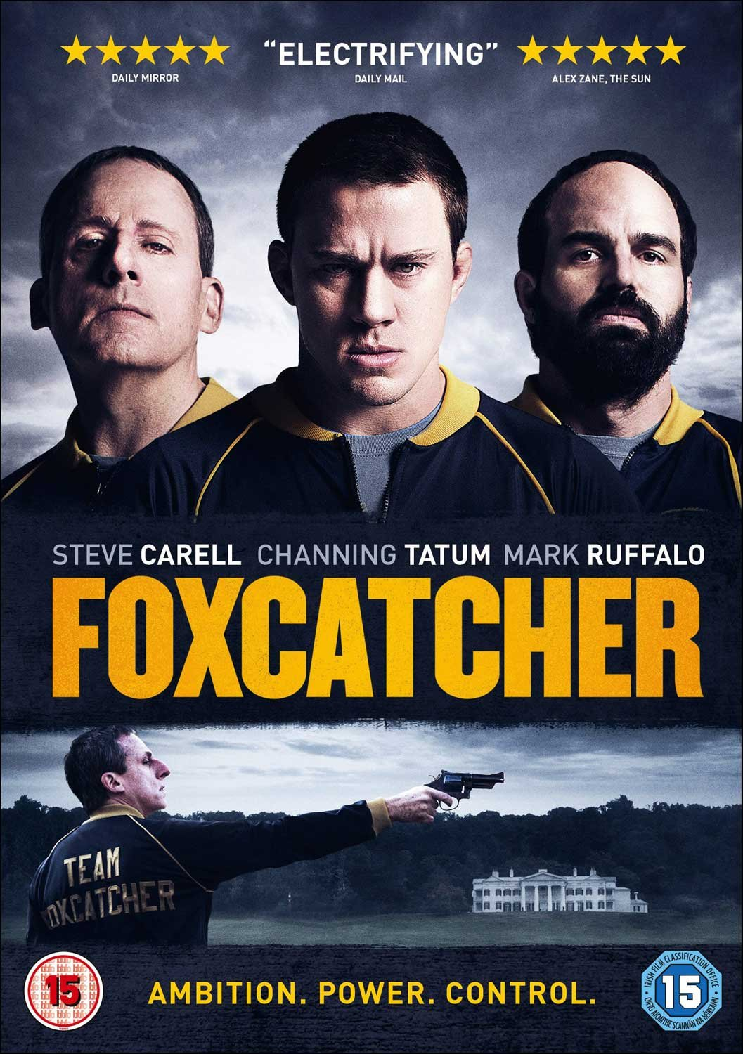 Amazon.in: Buy Foxcatcher [Import anglais] DVD, Blu-ray Online at Best Prices in India | Movies & TV Shows
