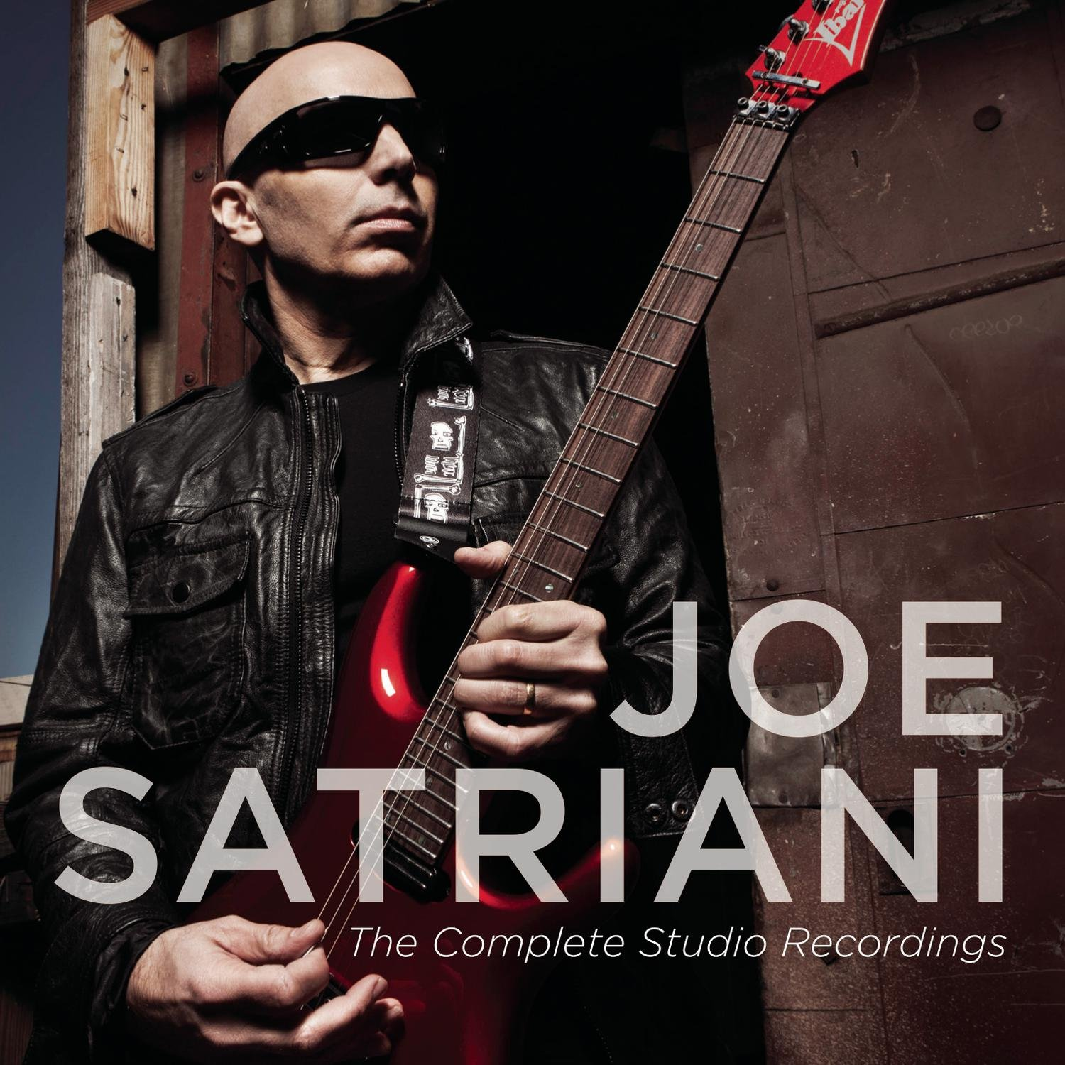 Joe Satriani: The Complete Studio Recordings