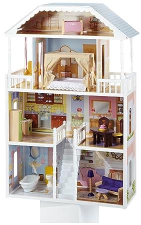 KidKraft Savannah Dollhouse Kidkraft Amazoncouk Toys Games