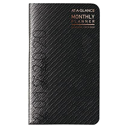 amazon com at a glance monthly planner january 2019 december