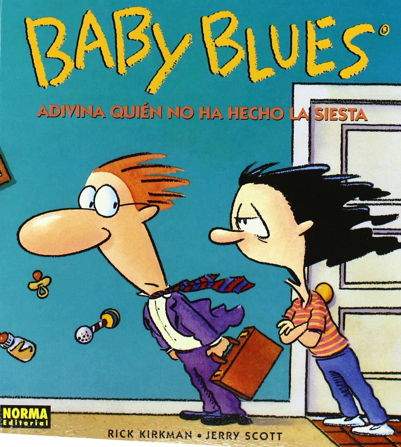 Baby Blues 1, Adivina quién no ha hecho la siesta (HUMOR)