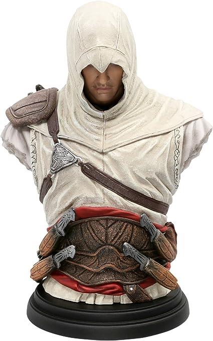 Amazon Com Ubisoft Assassin S Creed Altair Bust Figurine Statue