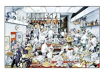 amazon.de: louis tellier pb2 poster roger blachon küche, 63 x 90, 5 cm - Poster Für Küche
