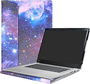 """Alapmk Protective Case Cover for 14"""" Lenovo Ideapad 320s 14 320s-14ikb & Ideapad 520s 14 520s-14IKB & Ideapad Slim 1 14 1-14AST-05 & ideapad S150 14 Laptop(Note:Not fit Ideapad 330s/530s),Galaxy"""