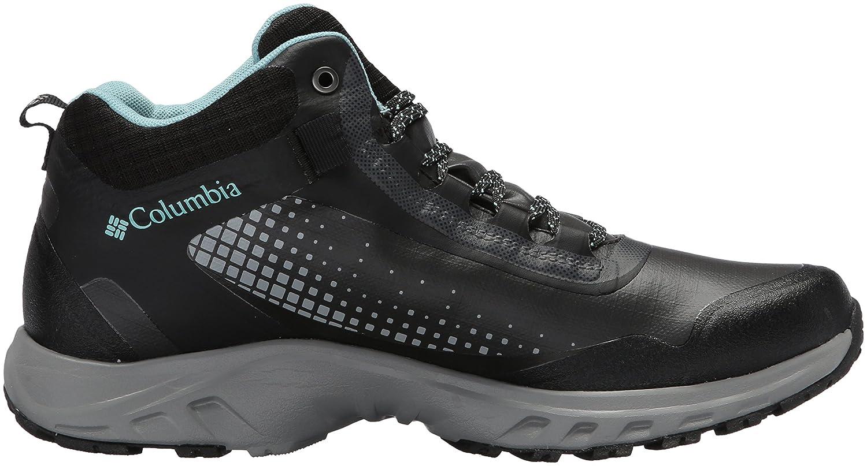 columbia irrigon trail mid outdry extreme hiking shoes