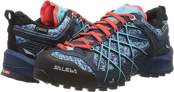 SALEWA WS Wildfire GTX, Zapatos de Low Rise Senderismo para Mujer: Amazon.es: Zapatos y complementos