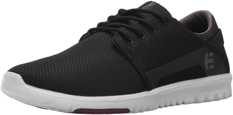 Etnies Scout Sneaker 8.5 D(M) US|Black/Dark Grey/Red