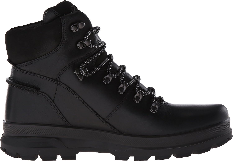 ECCO Mens Rugged Track GTX High Hiking Boot