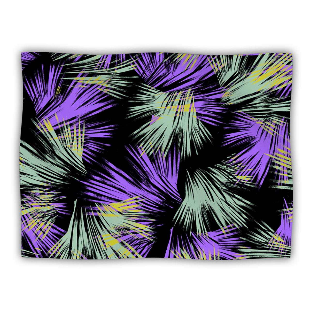 Kess InHouse Gabriela Fuente Tropical Fun  Dog Blanket, 60 by 50-Inch