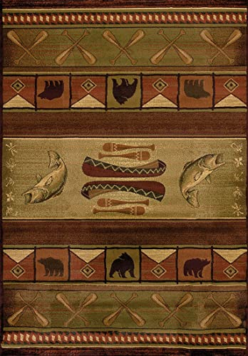 United Weavers Genesis Colorado Lodge Area Rug