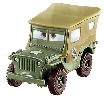Cars 3 Coche Sarge (Mattel FJH95)