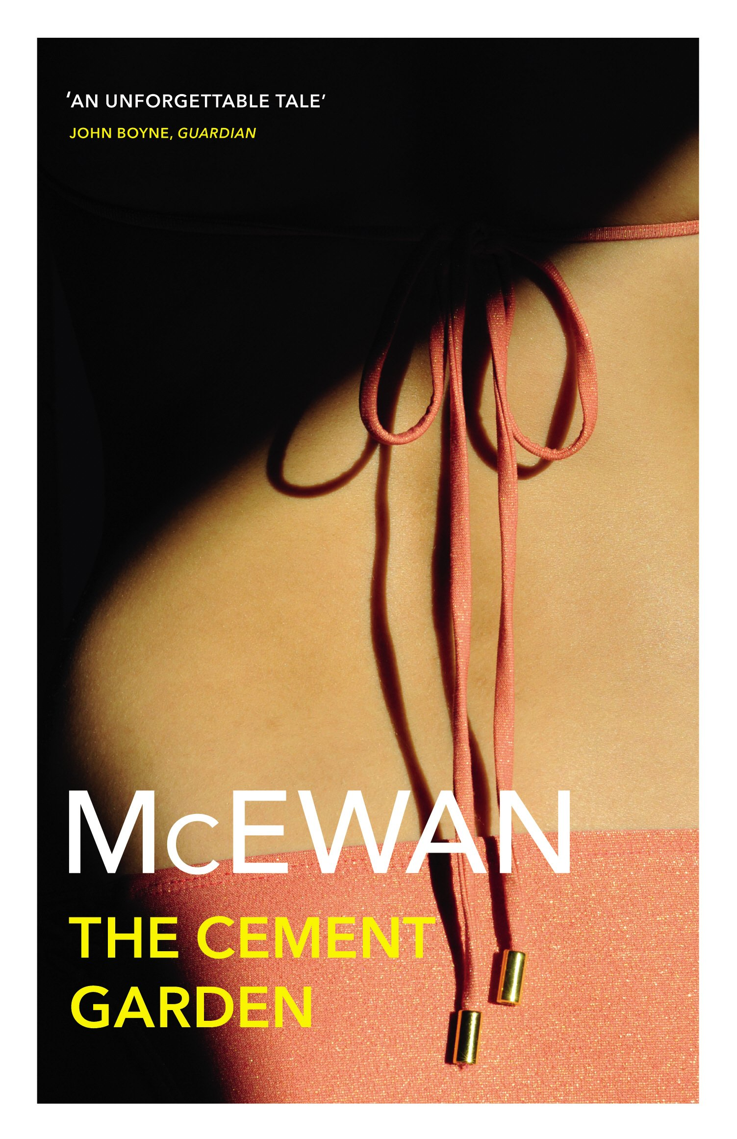 Buy THE CEMENT GARDEN by Ian McEwan