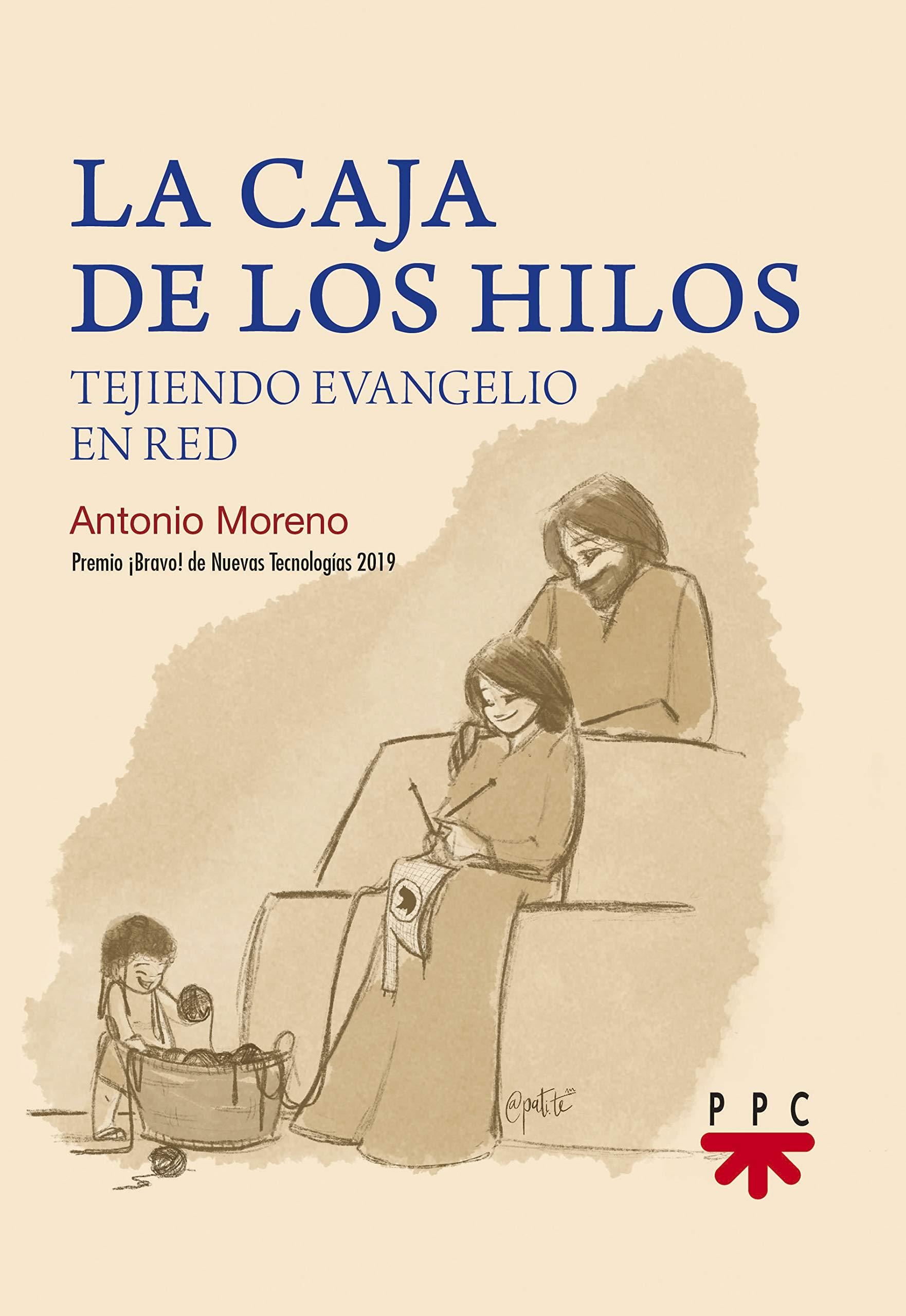 La caja de los hilos: Tejiendo evangelio en red: Amazon.es: Moreno ...