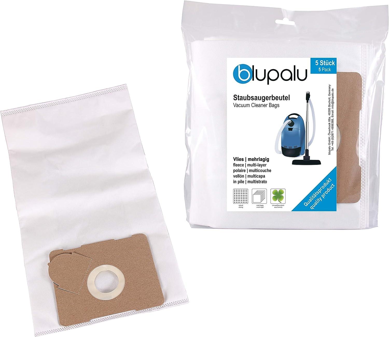 Blupalu - Bolsas para aspiradoras Festool Cleantec VCP 170 E VCP170E (10 unidades, extremadamente resistentes): Amazon.es: Hogar