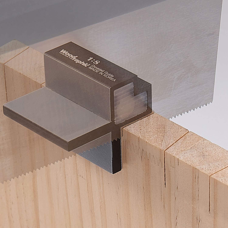 Woodraphic Marqueur /à queue daronde magn/étique Pour scie /à main 753132342141 multicolore