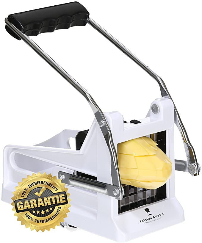 d39f72995a3e7e Potato Chipper Mateo Passion Gusto - Thick or Thin Holland and Chips Steak  House  Fresh Potato Chips Maker with 2 Different Magazine Inserts -  Delicious ...